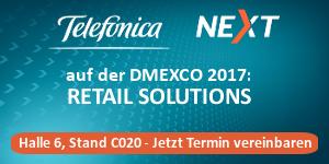 Telefónica NEXT auf der dmexco