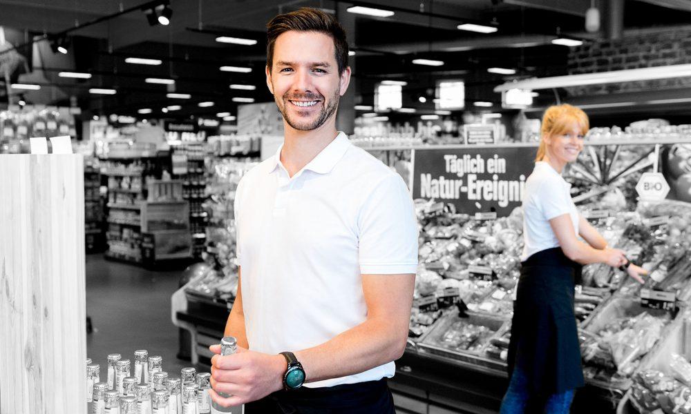 Edeka Kaufmann Aus Hamburg Optimiert Kommunikation Im Laden