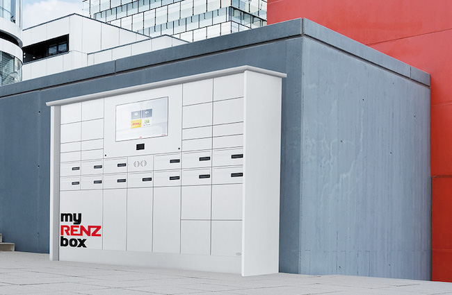 Renz Und Wanzl Bieten Dem Handel Abholboxen Fur Click Collect